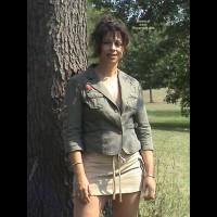 Betina At The Park