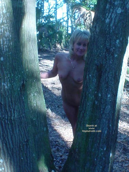 Pic #8 - Lucious In The Woods 2