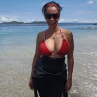 Beach Voyeur:Virgin Island Honey