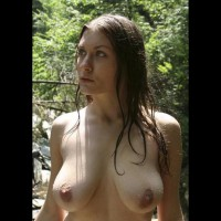 Large Boobs - Erect Nipples, Huge Tits, Wet