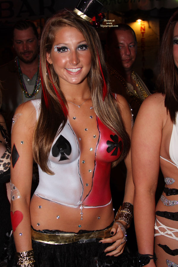 Painted Tits - Big Tits, Blonde Hair, Long Hair, Nude Outdoors, Topless, Nude Amateur , Painted, Body Art, Body Makeup, Smallish Shapely Breasts, Public Tits, Beautiful Smile, Body Paint, Hard Breasts, Paint And Sequins On Topless Torso, Festival Voyeur, Bodypaint, Tiny Top Hat, Cmnf, Proud , Comfortable Smile, Sexy Eyes