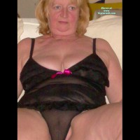 Topless Wife:P At 60
