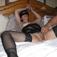 *HL Lg With Wife Tied Up!