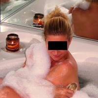 Nude Amateur:Bath Time And Play Time Or Is Bath Time, Play Time?