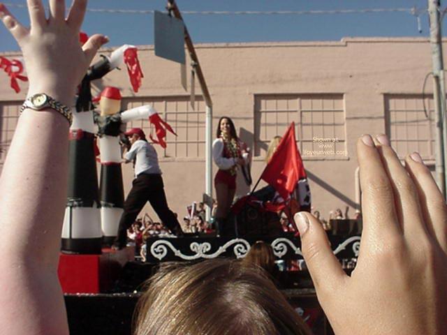Pic #1 - Gasparilla Day Parade Of Pirates
