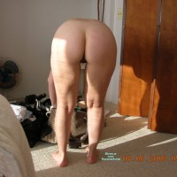 Nude Wife:All Ass, All The Time!