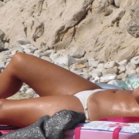 Beach Voyeur:Slovenian Coast 8