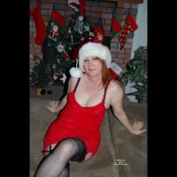 Topless Friend:*XM Sexy Christmas Milf