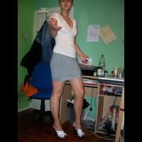 Pantieless Wife:My Sexy Wife 38