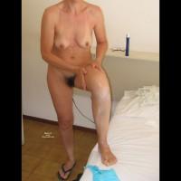 Nude Wife:Hotel Room