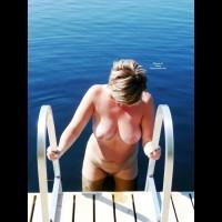 Nude Wife:Summer Swim