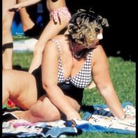 Maria Zeigt Ihre Nacken Brüste