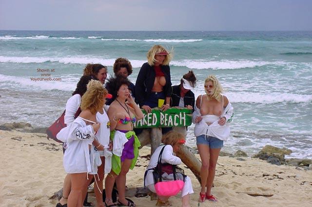 Pic #1 - Naked Beach Cozumel