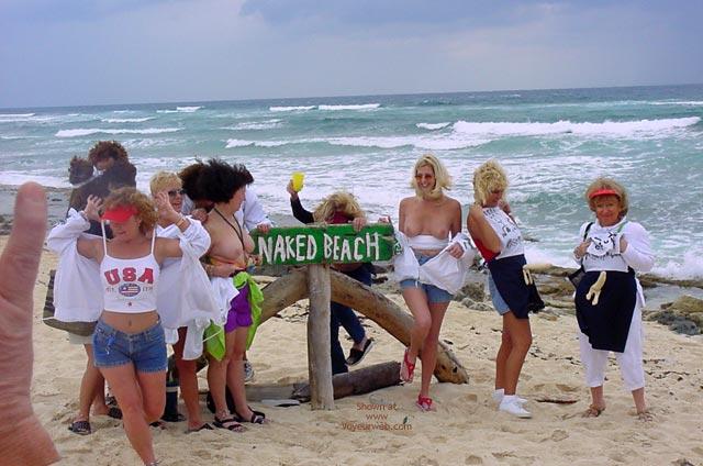 Pic #6 - Naked Beach Cozumel