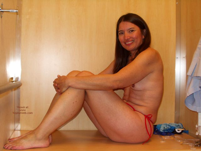 Pic #5 - Cum Into The Dressing Room With Me Swee