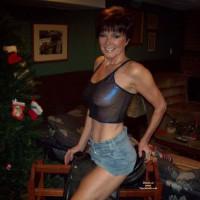 Topless Girlfriend:*XM Sexy Christmas Xm Pt.2