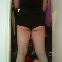 Wife in Lingerie:Ass Pics