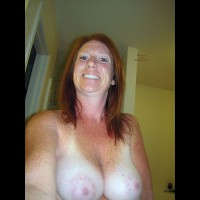 More Red Head Mom