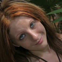 Pretty Face - Blue Eyes, Red Hair