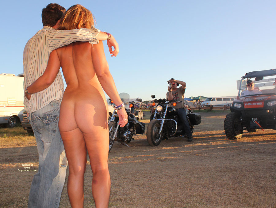 Sturgis bike rally nude
