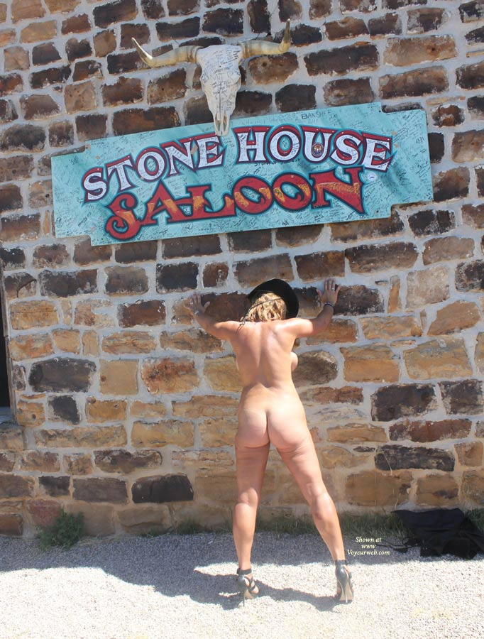 Nude in sturgis