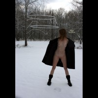 Nude Amateur on heels: *SC Tammy In The Snowy Cold Part 3