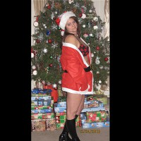 Topless Wife:*XM Ms.Clause Is Cumming To Town - Prt 2