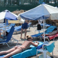 Beach Voyeur:Crete's Beach