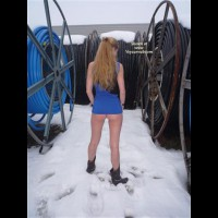 The Snow Can Be Hot 1st Time ;-)