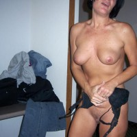 Wife Getting Dress-undressed