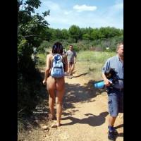 Hiking Naked