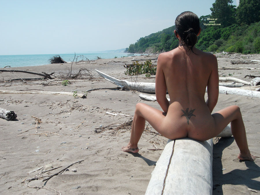 Pic #1 - Living, Loving Life , Random Pictures From Last Summer, At Our Favourite Get Naked Spots...