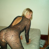 Wife In A Bodystocking