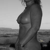 Hulagirl In Monochrome