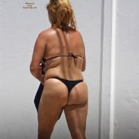 Old Ass Thong