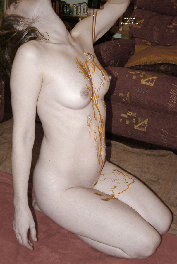Pic #1 - Wet And Messy Mix , Here's Another Selection Of Pictures From My Collection. I've Had A Variety Of Adventures, And These Are The Ones That Have Involved Getting Me Wet, Oily, Messy, Sticky...