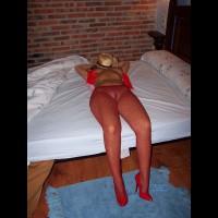 Yolanda Waiting In Bed