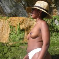 Ex At Beach