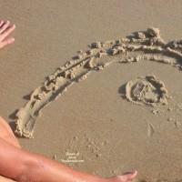 Tits On Beach - Voyeur