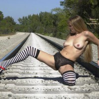 Stop A Train - Sexy Panties
