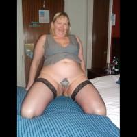 Wife Posing Naked In Bedroom
