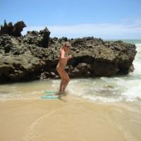 Keka At Nude Beach