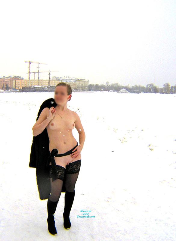 Pic #10 Milena In Winter
