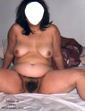 Pic #2 - wife don't know