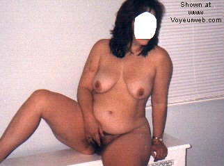 Pic #3 - wife don't know