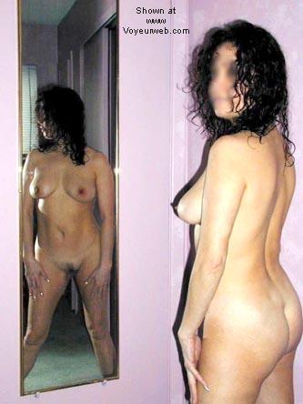 Pic #8 - Rebekka--Drying Off