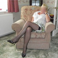 Mature Lady Getting Them Off.....