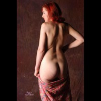 My Studio Shoot - Arched Back, Beauty, Erect Nipples, Mature, Milf, Red Hair, Small Breasts