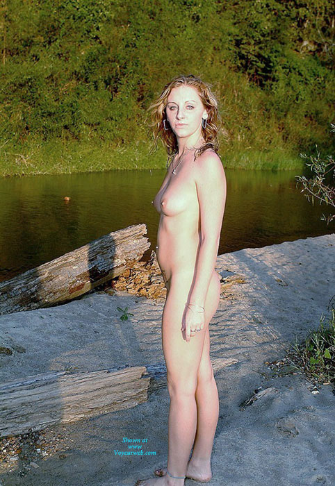Pic #1 - Freckled , Just Getting Naked As Any True Nudist Would