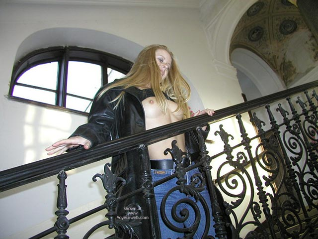 Pic #8 - The Exhibitionist